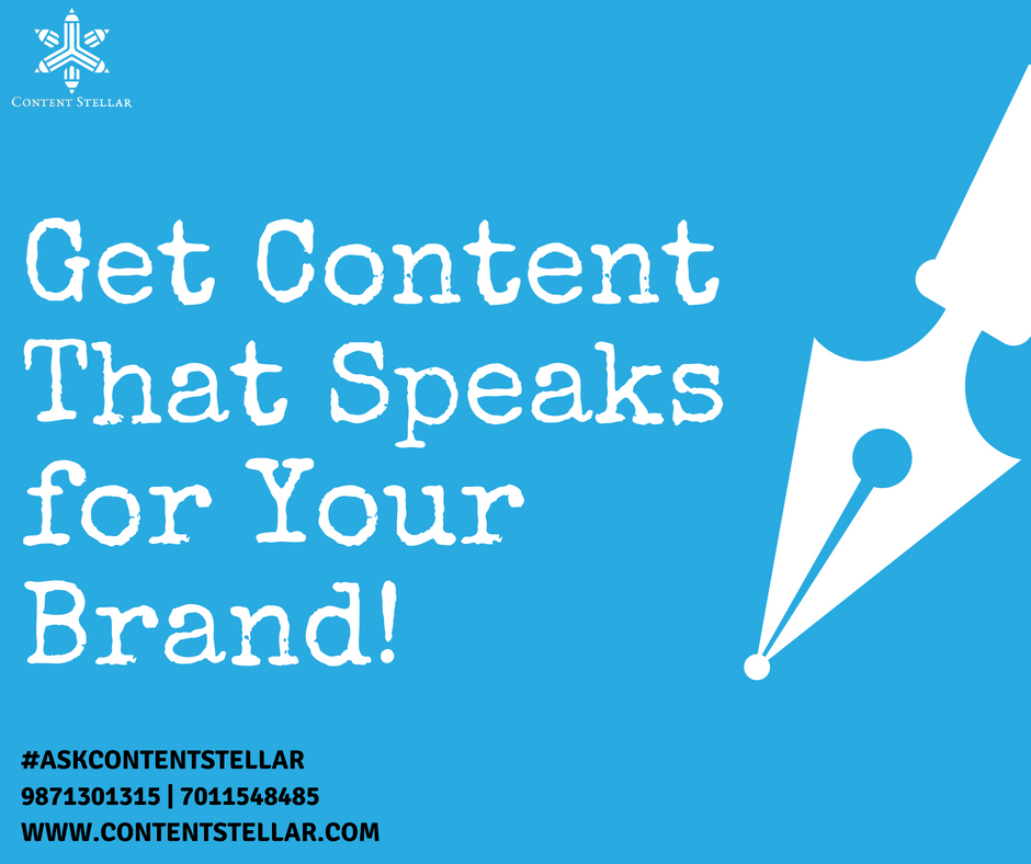 Content Writing Companies in Noida